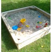 Песочница для детей фото