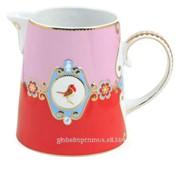 Молочник PIP Studio Love Birds red-pink, 0.27 л (№ 51 007 009) фото
