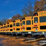 Заказ школьного автобуса Киев фото