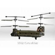 Радиоуправляемый Вертолет simulate Transporter 100, Ик Управление, RTF, Электро фото