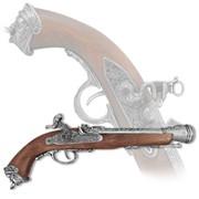 Пистоль итальянский 18 в., системы флинтлок фото