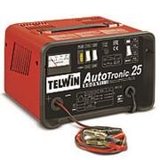 Зарядное устройство AUTOTRONIC 25 BOOST 230V 12V/24V TELWIN фото