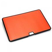 "Чехол накладка для Apple MacBook Air 11"" ярко-оранжевый фото"