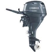 Подвесной лодочный мотор Yamaha F25DMHS фото