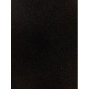 Негорючий черный бархат на складе в Москве фото