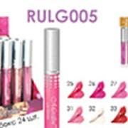 Блеск 480204 RULG005 Merilin для губ Lip Gloss 3 ml (12шт.) фото