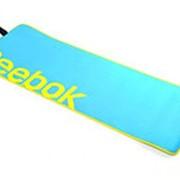 Коврик для фитнеса Reebok Рибок арт.RAMT-11024CY(голубой) фото