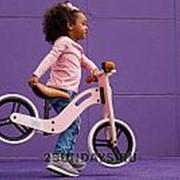 Детский беговел Kinderkraft Uniq Pink фото