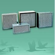 Аэрозольные фильтры фото