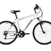 Велосипед Stinger Caiman 26 2018 белый фото