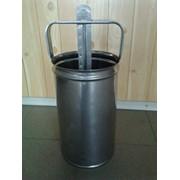 Молокомер МР-1 нержавеющая сталь 10л фото