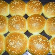 Булочки для гамбургеров фото