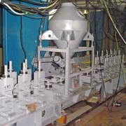Линия производства порошковой проволоки ЛПП-9-16 фото