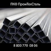 Труба профильная 200x200x10 мм фото