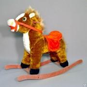 Детская игрушка - качалка конь Алтай фото