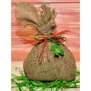Дизайн новогодних подарков, Мешочек счастья, Дизайн подарков и сувениров, Упаковка и дизайн подарков, Весеннее настроение, Декоративное оформление подарков, Подарочное оформление в Украине, в Киеве фото
