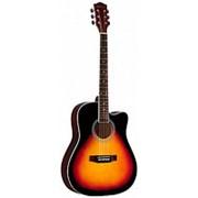 Акустическая гитара PHIL PRO AS-4104/3TS фото