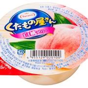 """Фруктовое желе-десерт """"Тарами"""" - персик , пр-во Япония фото"""