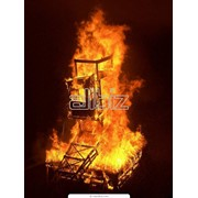 Сервисное обслуживание систем пожаротушения и пожарной сигнализации фото