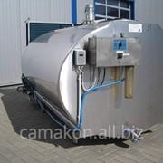 Молочный холодильный танк No.31 Мюллер фото