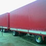 Евротенты и каркасы на грузовики и прицепы фото