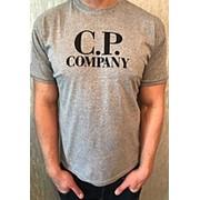 Футболка C.P. Company grey фото