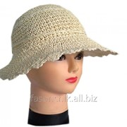 Шляпа женская соломенная 217 фото