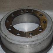 Тормозной барабан КамАЗ-4310 фото