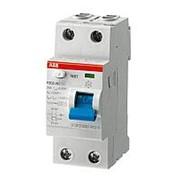 Устройство защитного отключения 2-пол. 16A 10mA тип AC ABB фото