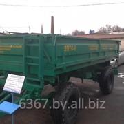Прицеп самосвальный тракторный 2ПТС-6 фото