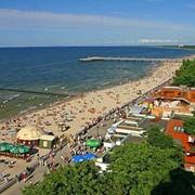 Отдых на море на польской Балтике, Польша фото