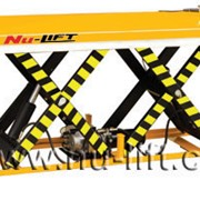 Стол гидравлический подъемный ножничного типа (двухножничный) фото