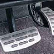 Накладки на педали HYUNDAI фото
