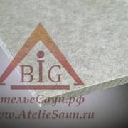 Лист Минерит (1200х630х9 мм, огнеупорный, для защиты стен) фото