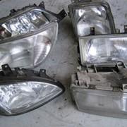 Фара передняя левая 6900 236100010 фото