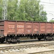 Перевозка сыпучих грузов. Перевозки грузовые железнодорожным транспортом фото