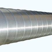 Воздуховоды спирально-навивные фото