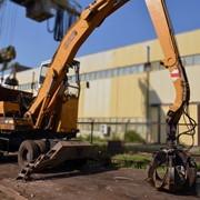 Демонтаж металлолома и металлических конструкций фото