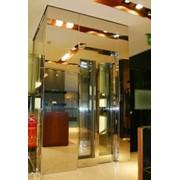 Лифт с неглубоким приямком и укороченным оголовком SUPERDOMUS фото