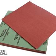 Бумага наждачная водостойкая зерно 100 230*280 мм Mastertool 08-2610 фото
