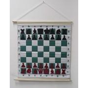 Навесные магнитные шахматы фото