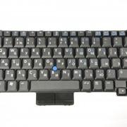 Клавиатура для ноутбука HP Compaq NC2400 (With Point Stick) RU, Black Series TGT-1517R фото