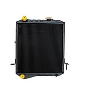 Радиатор, isuzu, nqr/ bogdan, 8973710100 фото