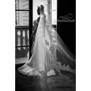 Платье свадебное, коллекция 2015 г., модель 45 фото
