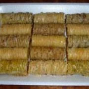 Баклава (пахлава) с фундуком фото