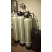 Коттеджные системы водоочистки и водоподготовки фото