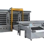 Автоматическая линия по производству хлеба и хлебобулочных изделий OT180-3 (4 Ярусная – Тройная, 54 m² площадь выпечки) фото