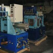 Модельный полуавтомат ПМ-5М1 для получения изделий из пенополистирола, в том числе и литейных моделей различной конфигурации методом теплового удара. фото