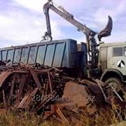 Приём чёрного лома в Домодедово. Демонтаж и вывоз металлоконструкций. фото