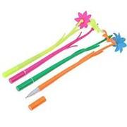 Ручка детская Цветок, в ассортименте фото